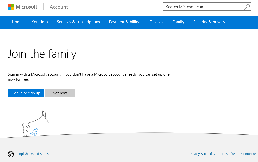 【Keep Your Family Safe With Microsoft Family】